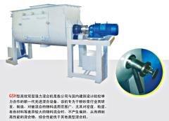 GSH高效雙層強力混合機