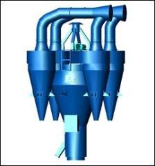 生料組合式選粉機