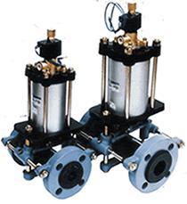 QGJ型氣動管夾閥