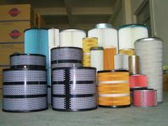 粉体设备滤芯/喷涂设备过滤器/滤网/纸筒/纸管