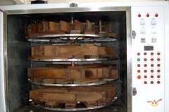 微波柜式干燥設備
