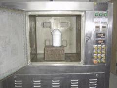 微波化工烧结硫酸铝铵及设备