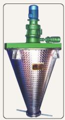DLH-I型公自转传动多角变距锥形混合机的图片