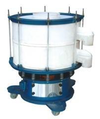 含氯化工產品專用振動篩分機
