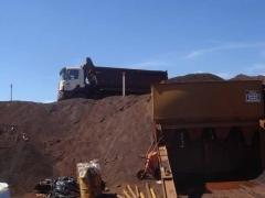 印度鐵礦砂--伊朗鐵礦砂