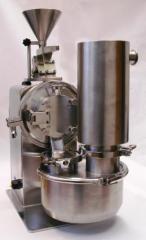 麦克罗Mikro®LPM-2实验室用棒式超细粉碎机