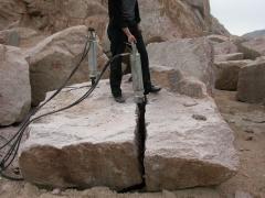 液壓劈裂機10秒分裂巖石混凝土