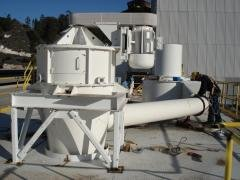 ALPHA气流分级机(d97<5-45微米)的图片