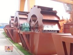 上海世邦洗砂機
