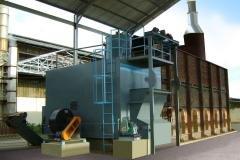 MBZ直接式燃煤热风炉