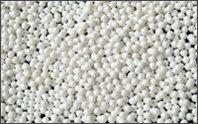 高耐磨鋯鋁復合陶瓷磨介