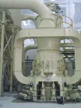 超微粉新型竖式干磨机的图片