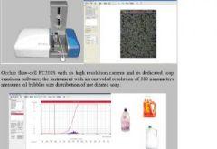 粒度粒形分析儀