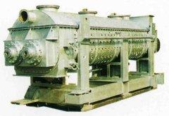 KJG空心桨叶式干燥机