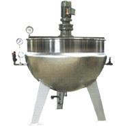 电汽两用夹层锅