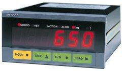 PT650D稱重儀表