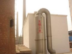 SF型喷淋式水膜脱硫除尘器