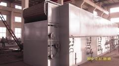 DWF氣流噴射式帶式干燥機