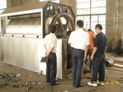 刮板滚筒干燥机