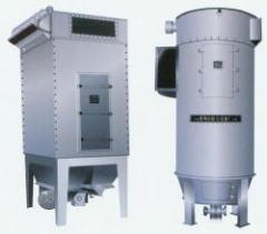 BLM系列脉冲布筒滤尘器