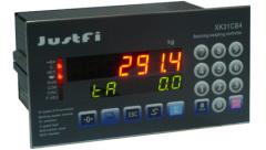 XK31CB4豪华型4配料双显示控制器,配料定值包装机专用称重显示器