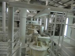 10万吨重钙生产线的图片