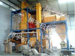 DFTC型干粉砂漿復混(二合一)生產線