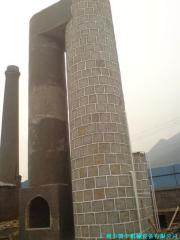 冶炼厂三塔式麻石除尘器