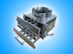 LHT格柵式永磁除鐵器