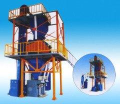 立式干粉砂漿生產設備