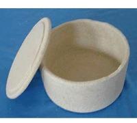MLCC瓷粉、氧化锆、高纯氧化铝用莫来石坩锅