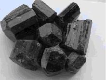 电气石原矿