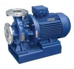 ISWH臥式不銹鋼管道離心泵