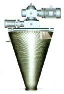 DSH悬臂双螺旋锥形捏合机