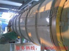 HZG型直接加熱式回轉滾筒干燥機