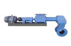 螺旋输送泵