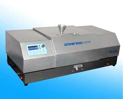 Winner3003全自动干法激光粒度分析仪的图片