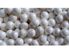 高耐磨氧化铝陶瓷微珠