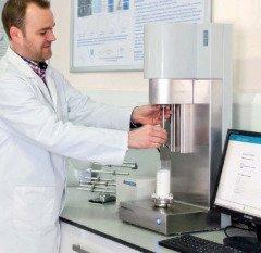 FT4粉末流动性测试仪的图片