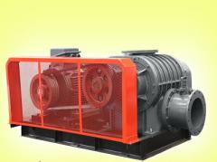 SR80-300型高压罗茨鼓风机