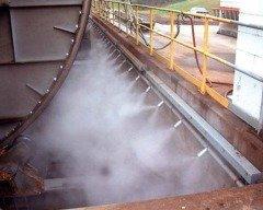 濕式除塵器(噴霧除塵器)