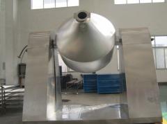 橡膠粉顆粒雙錐回轉真空干燥機