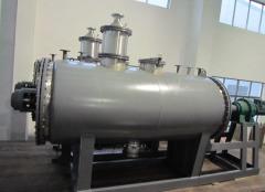 真空耙式干燥機原料處理量