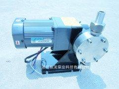 JGX系列304機械隔膜計量泵