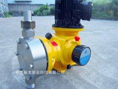耐磨损JGM机械隔膜304泵