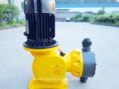 JGB機械隔膜塑料PVC計量泵