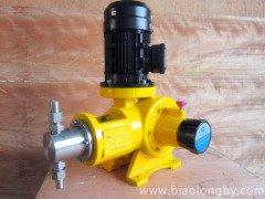 JZ1.6Ⅱ 耐高溫柱塞式計量泵