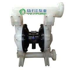 隔膜泵:QBY型工程塑料氣動隔膜泵|工程塑料隔膜泵的圖片