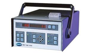 贝克曼库尔特MET ONE 2400/2408便携式空气颗粒计数器的图片