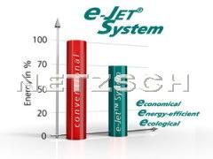新型低能耗气流磨 e-Jet的图片